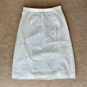 NWT Burberry skirt size 2